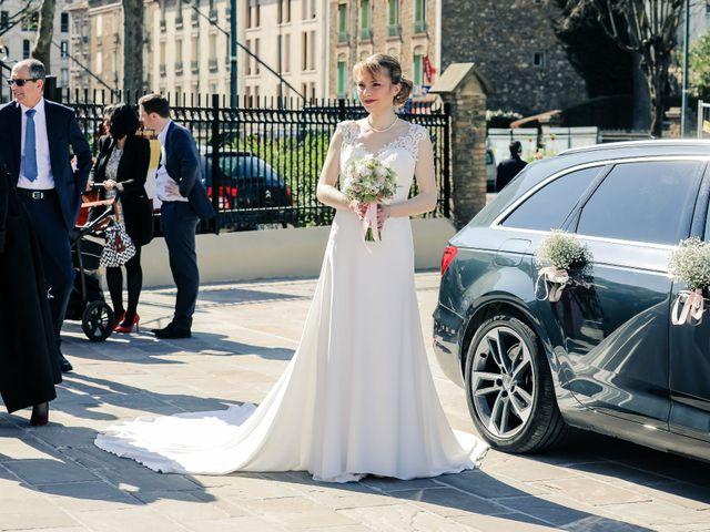 Le mariage de Arnaud et Marie à Chaville, Hauts-de-Seine 62