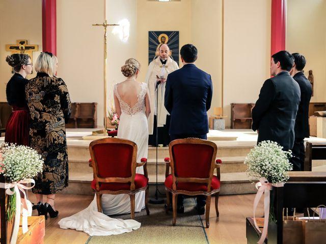 Le mariage de Arnaud et Marie à Chaville, Hauts-de-Seine 93
