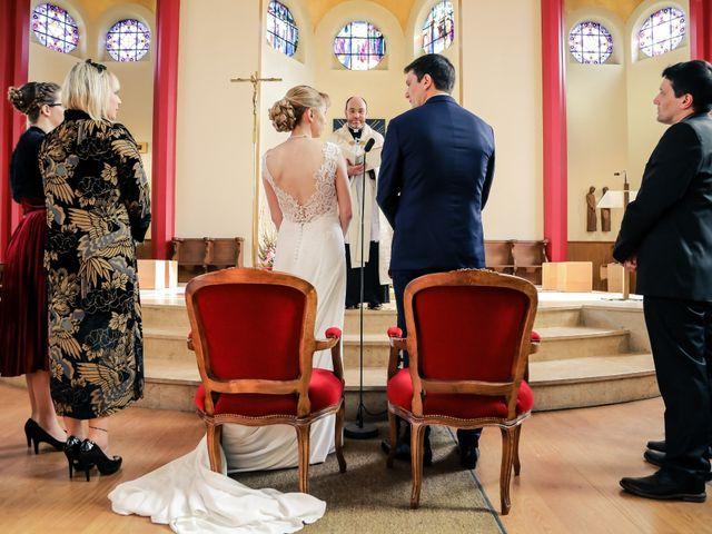 Le mariage de Arnaud et Marie à Chaville, Hauts-de-Seine 95