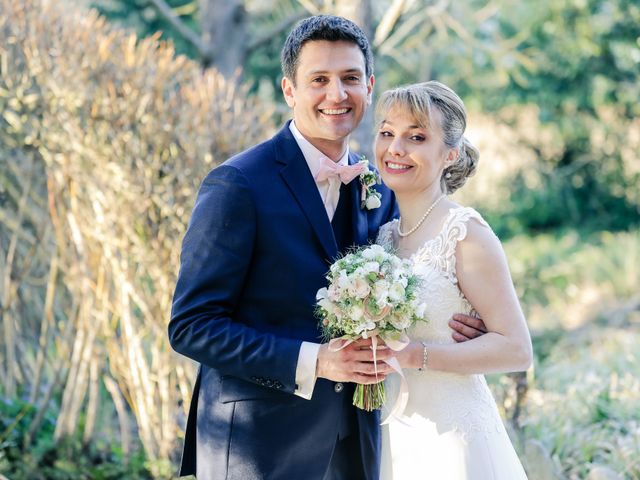 Le mariage de Marie et Arnaud