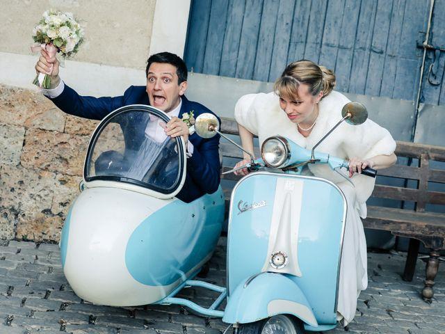 Le mariage de Arnaud et Marie à Chaville, Hauts-de-Seine 150