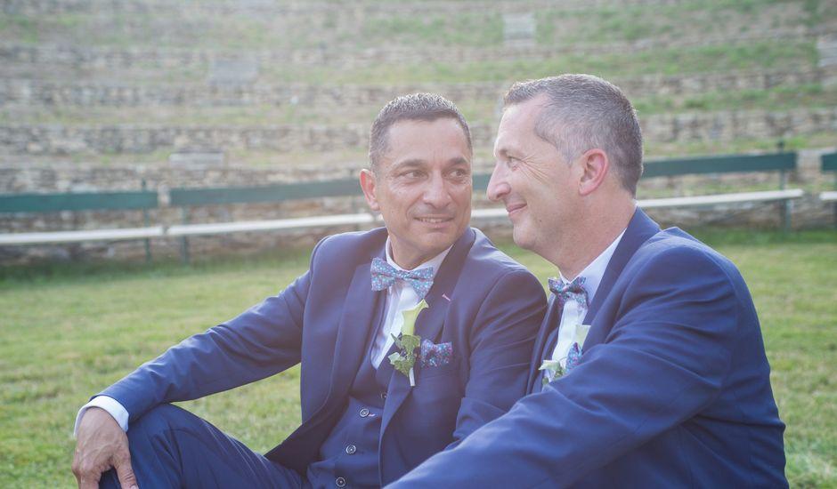 Le mariage de Franck et Luis à Limoges, Haute-Vienne