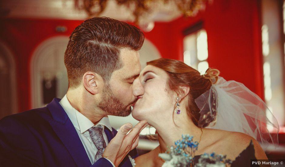 Le mariage de Nicolas et Nicole à Nîmes, Gard
