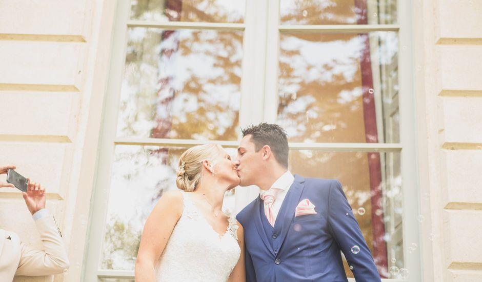 Le mariage de Chris  et Lili à Osny, Val-d'Oise