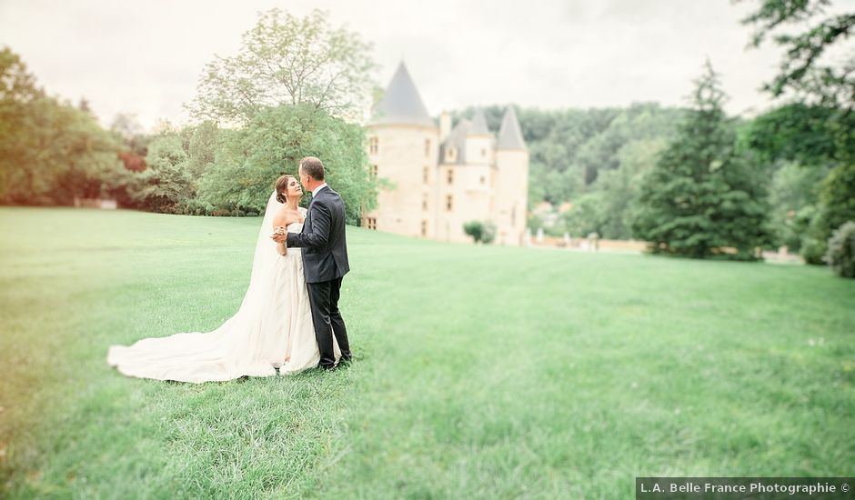 Le mariage de Simon et Tamara à Saint-Martory, Haute-Garonne