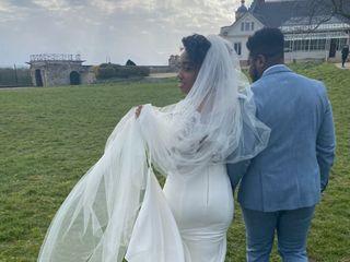 Le mariage de Shana et Ali