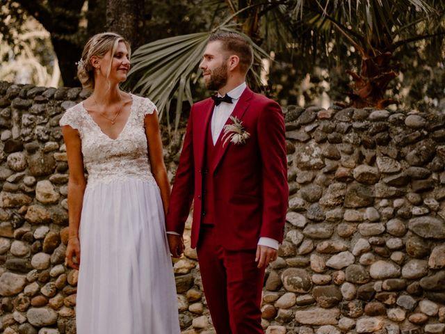 Le mariage de Sylvie et Romain