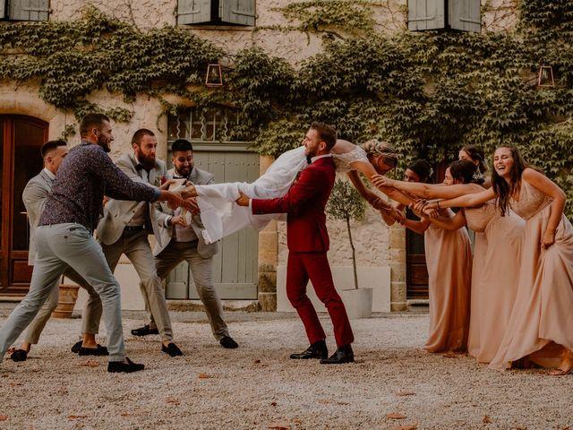Le mariage de Romain et Sylvie à Aix-en-Provence, Bouches-du-Rhône 52