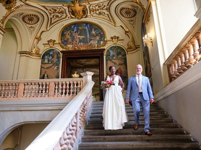 Le mariage de Gerard et Alix à Toulouse, Haute-Garonne 15
