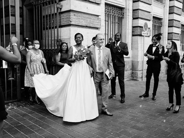 Le mariage de Gerard et Alix à Toulouse, Haute-Garonne 16