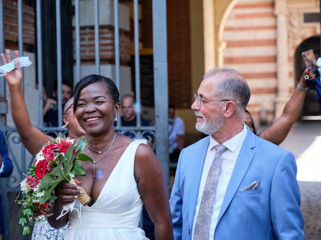 Le mariage de Gerard et Alix à Toulouse, Haute-Garonne 17