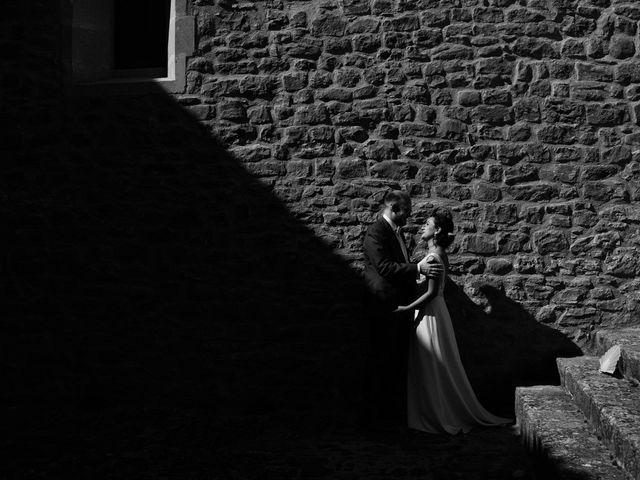 Le mariage de Basil et Lisa à Poët-Célard, Drôme 48