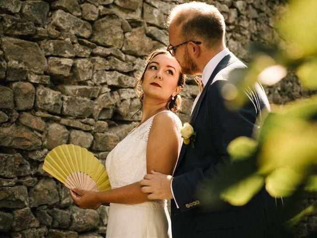 Le mariage de Basil et Lisa à Poët-Célard, Drôme 51