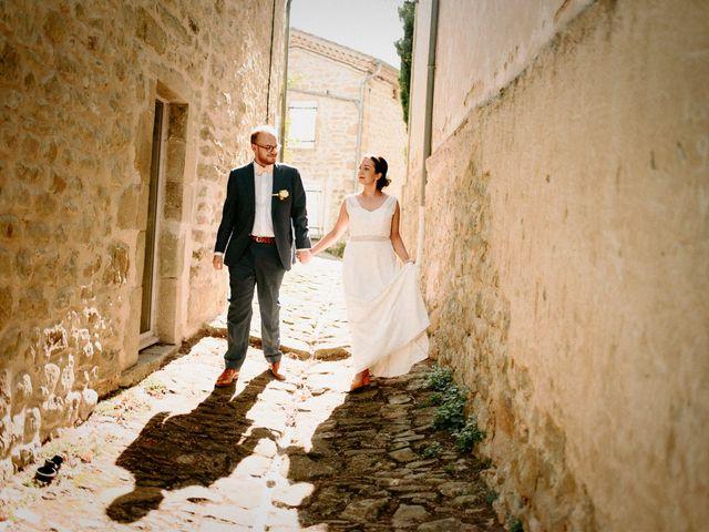 Le mariage de Lisa et Basil