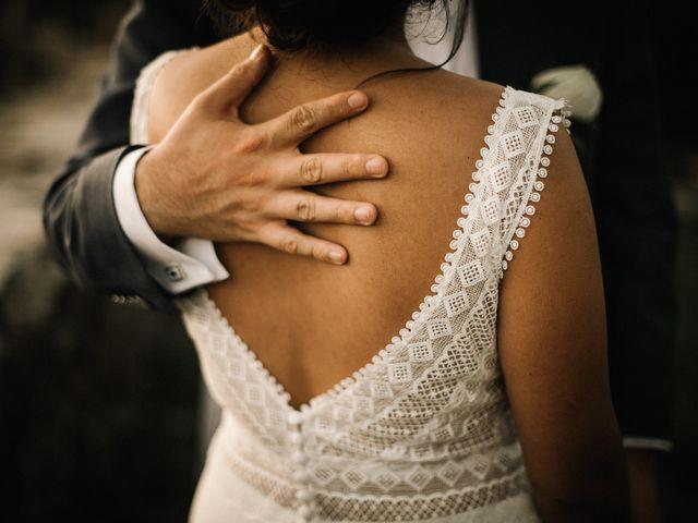 Le mariage de Basil et Lisa à Poët-Célard, Drôme 100