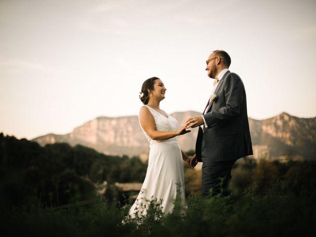 Le mariage de Basil et Lisa à Poët-Célard, Drôme 103