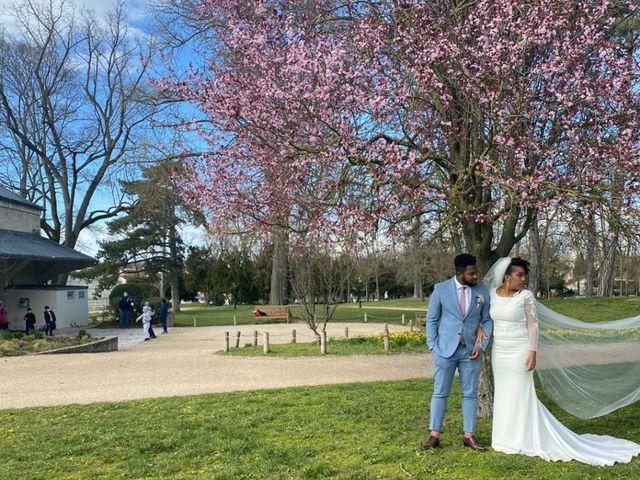 Le mariage de Ali et Shana à Conflans-Sainte-Honorine, Yvelines 4