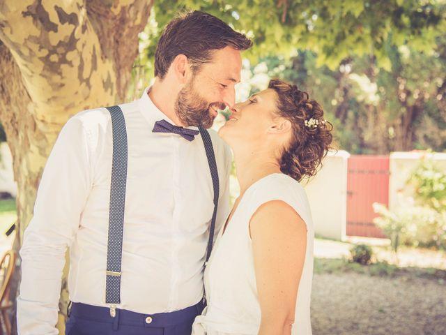 Le mariage de Xavier et Florence à Bessan, Hérault 5