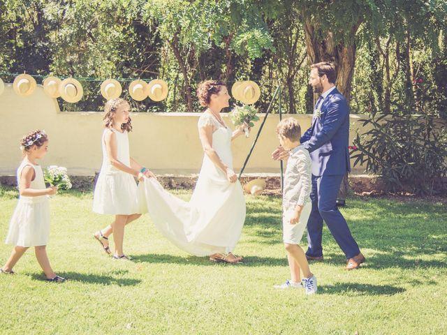 Le mariage de Xavier et Florence à Bessan, Hérault 8