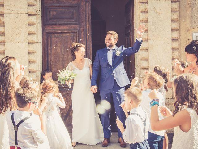 Le mariage de Xavier et Florence à Bessan, Hérault 12