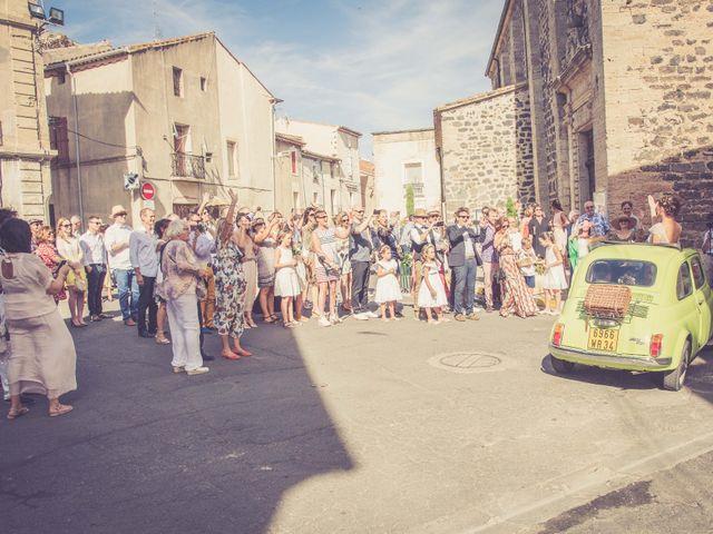 Le mariage de Xavier et Florence à Bessan, Hérault 15