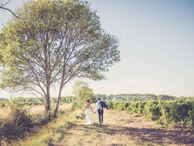 Le mariage de Xavier et Florence à Bessan, Hérault 20