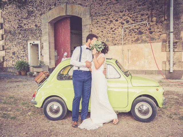 Le mariage de Xavier et Florence à Bessan, Hérault 2