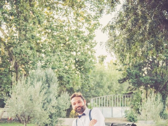 Le mariage de Xavier et Florence à Bessan, Hérault 32