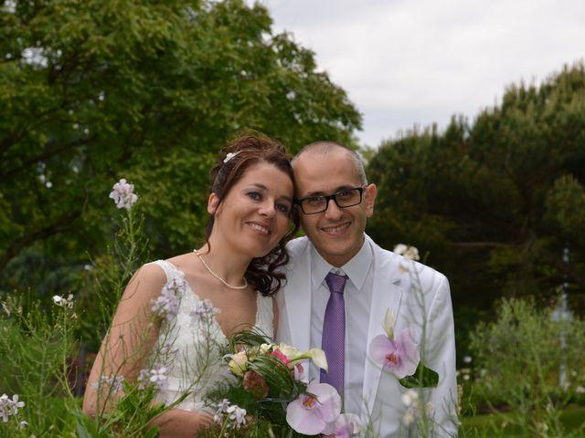 Le mariage de Caroline et Florent à Cholet, Maine et Loire 4