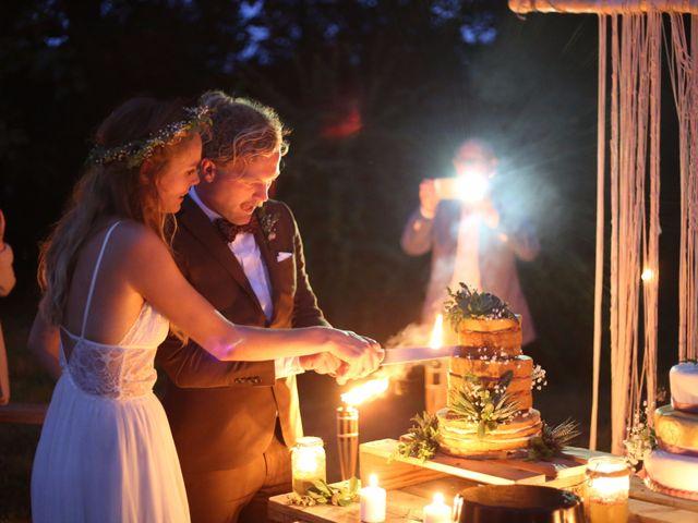 Le mariage de Tanja et Alec