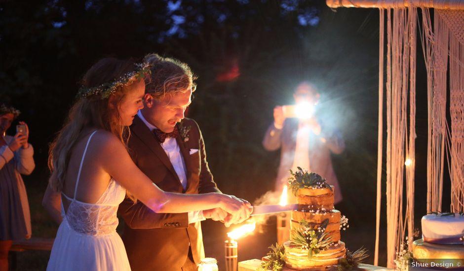 Le mariage de Alec et Tanja à Hossegor, Landes