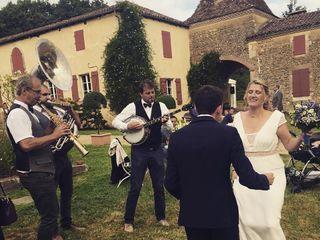 Le mariage de Albane et Alexis