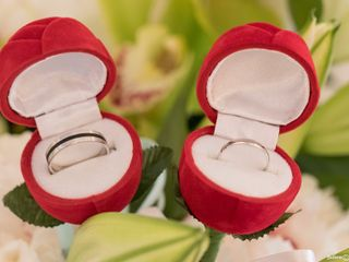 Le mariage de Coraline et Vincent 1