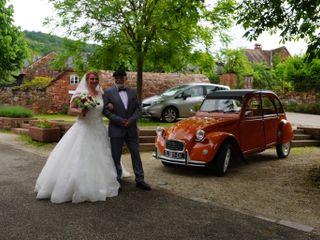 Le mariage de Fabienne et Nicolas 2