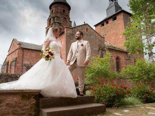Le mariage de Fabienne et Nicolas