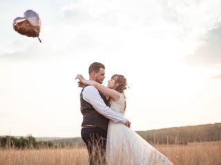 Le mariage de Charlène et David