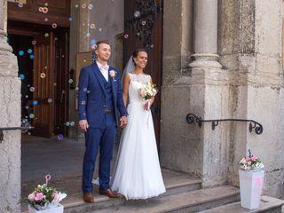 Le mariage de Pauline et Frédéric