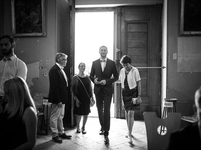 Le mariage de Alexandre et Marine à Ramonville-Saint-Agne, Haute-Garonne 3