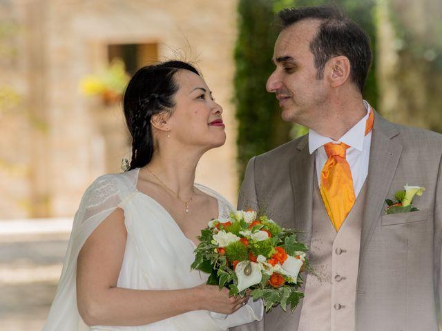 Le mariage de Nicolas et Mélanie à Paris, Paris 1