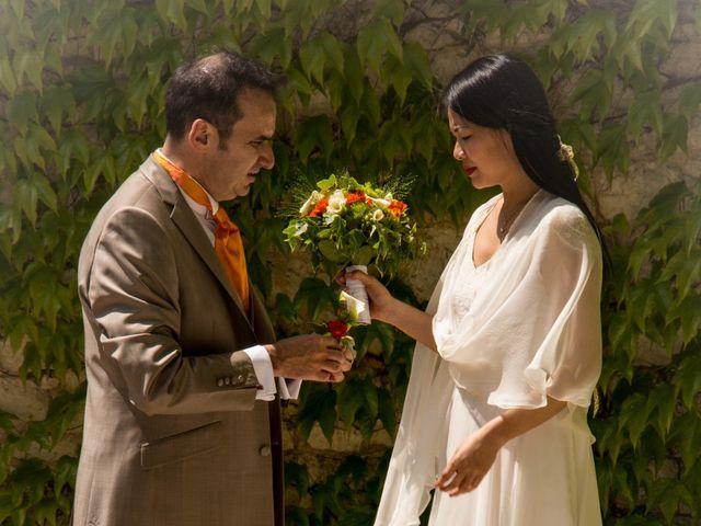 Le mariage de Nicolas et Mélanie à Paris, Paris 7