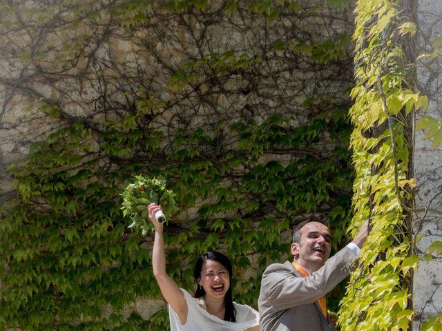 Le mariage de Nicolas et Mélanie à Paris, Paris 8