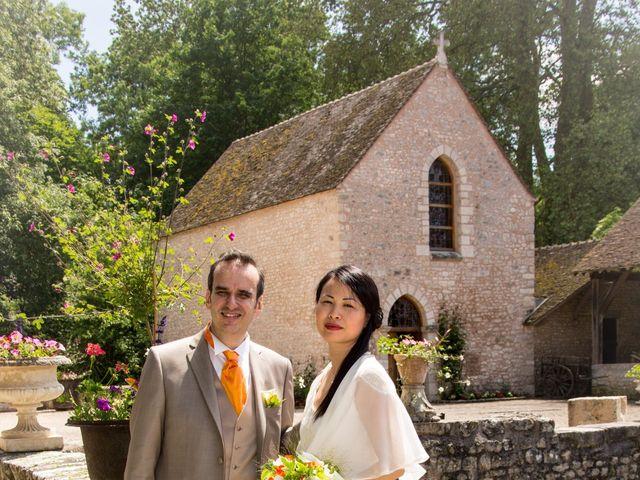 Le mariage de Nicolas et Mélanie à Paris, Paris 9