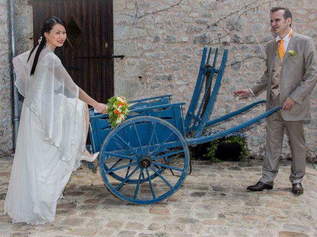 Le mariage de Nicolas et Mélanie à Paris, Paris 2