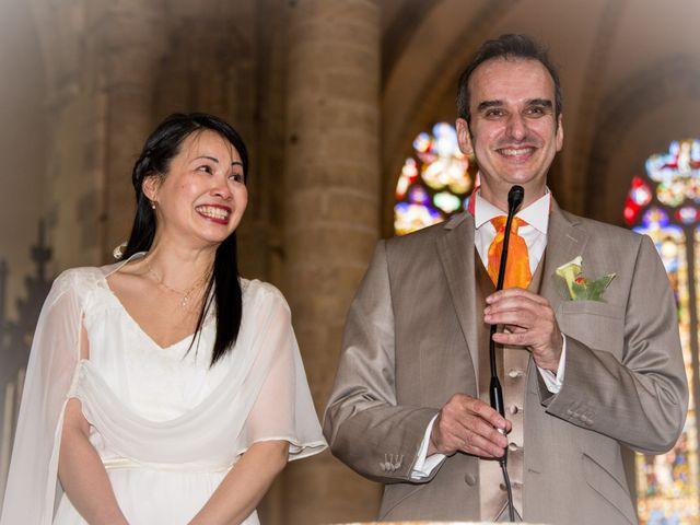 Le mariage de Nicolas et Mélanie à Paris, Paris 19