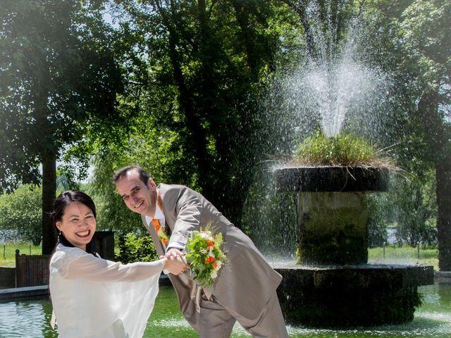 Le mariage de Nicolas et Mélanie à Paris, Paris 52