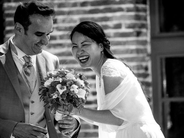 Le mariage de Nicolas et Mélanie à Paris, Paris 57