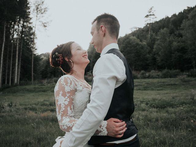 Le mariage de Johanny et Jonathan