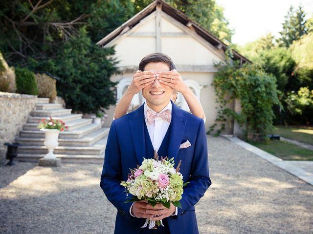 Le mariage de Arnaud et Mégane à Le Chesnay, Yvelines 27