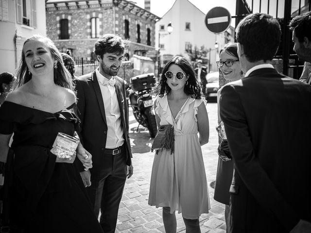 Le mariage de Arnaud et Mégane à Le Chesnay, Yvelines 35