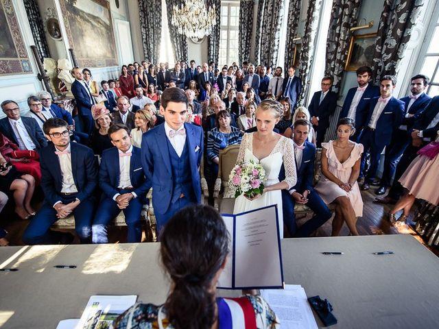 Le mariage de Arnaud et Mégane à Le Chesnay, Yvelines 41